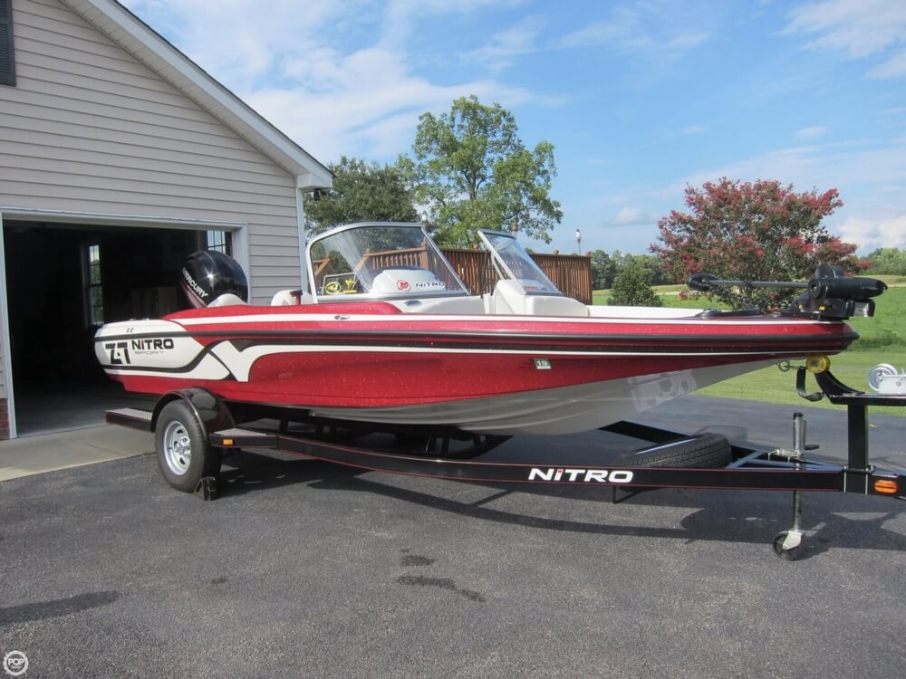 Nitro Z-7 Sport 2015 Nitro Z-7 Sport for sale in Knightdale, NC