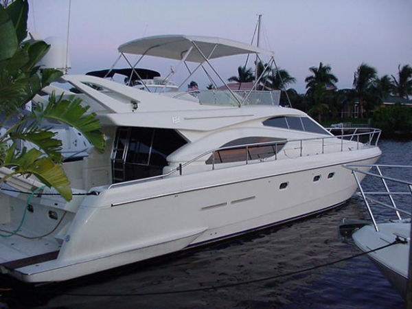 Ferretti Yachts 53 MOTOR YACHT SEDAN Photo 1
