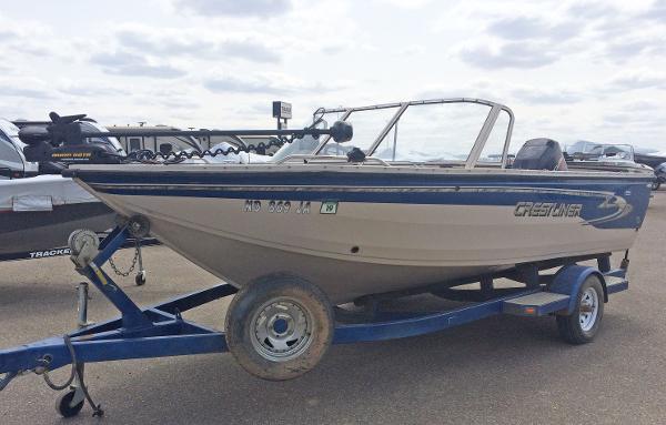 Crestliner Sportfish 1750