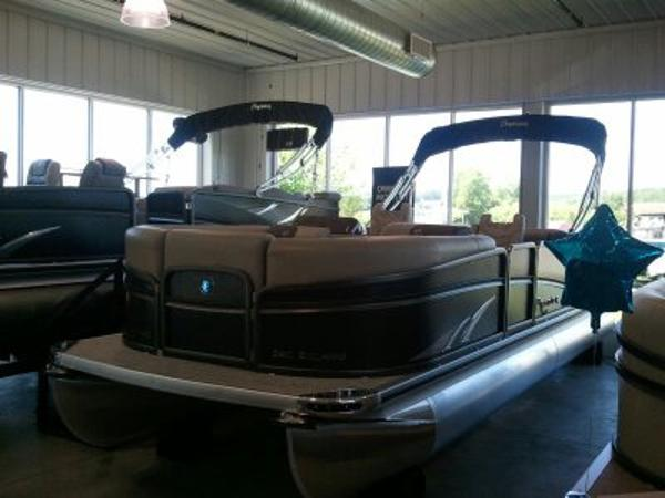 Premier Solaris 250 LUXURY PONTOON