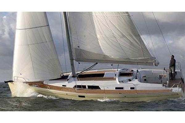 Hanse 430 Manufacturer Provided Image