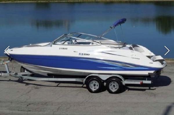 Yamaha Boats SX230 High Output