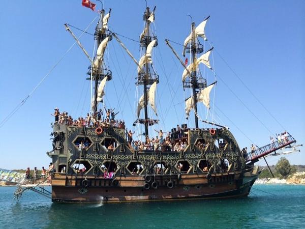 Yachtworld.L.t.d Turkey Pirate Ship Urgent