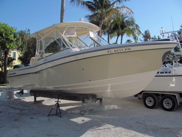 Grady-White 285 Freedom with Helm Master