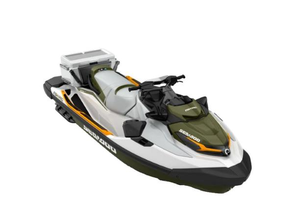 Sea-Doo Fish Pro™ IBR & Sound System
