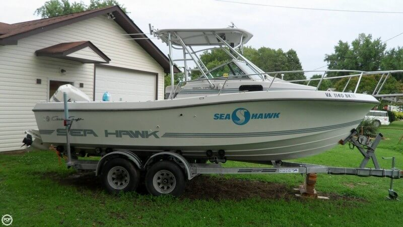 Chris-Craft 21 Seahawk 1988 Chris-Craft 21 Seahawk for sale in Virginia Beach, VA
