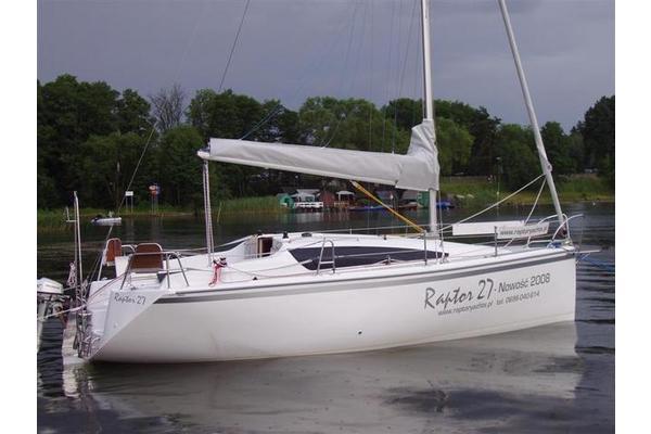Raptor Atana 27 New Boat
