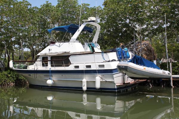 Kha Shing Double Cabin FB Classic Taiwan Trawler