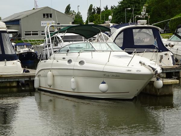 Sea Ray 260 Sundancer Searay 260 Sundancer