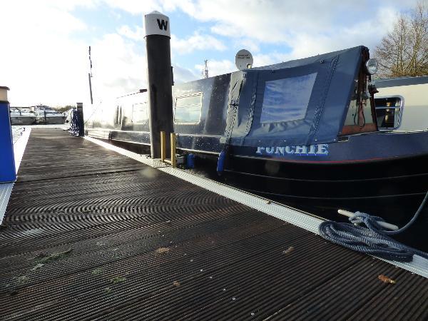 Narrowboat 50' GT Boatbuilders (Stafford)
