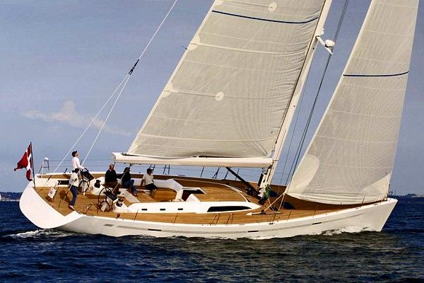 X - Yachts 70 Sloop Photo 1