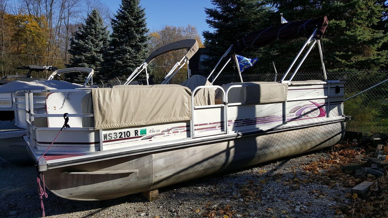 Landau Boat Co Elite 200