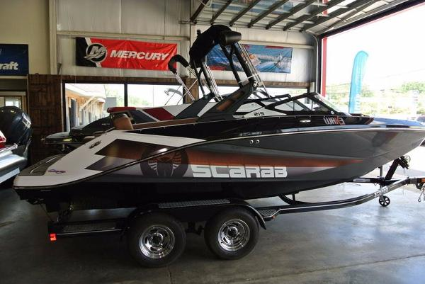 Scarab 215 Wake Edition HO Impulse