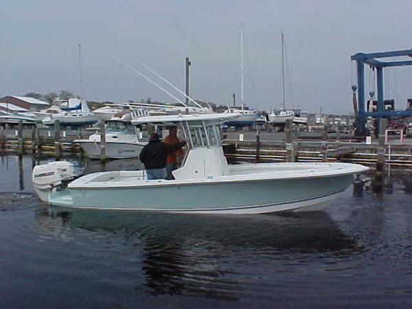 Silverhawk 2700 CC