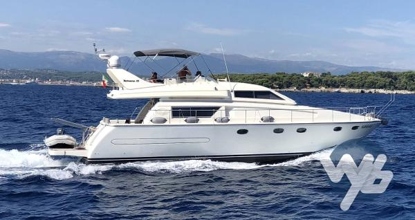 Rizzardi Posillipo Technema 55