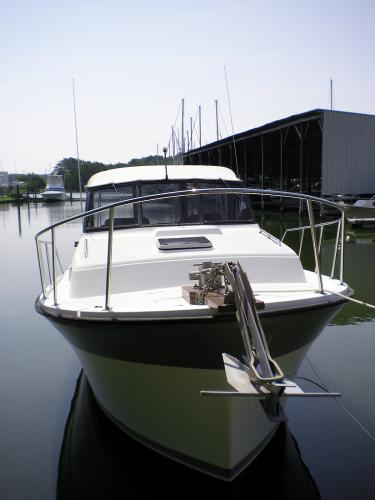 30' Luhrs Alura 1987 Bow