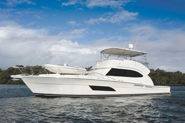 Riviera Open Flybridge