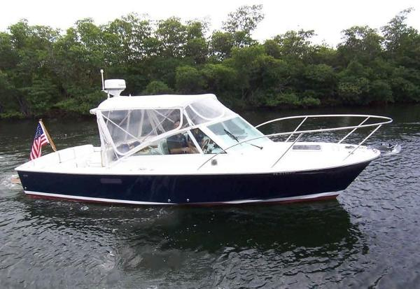 Hunt Yachts Harrier 25 WOLF