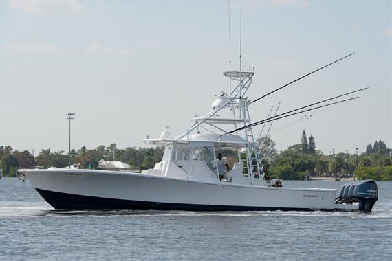 Regulator Open Fisherman