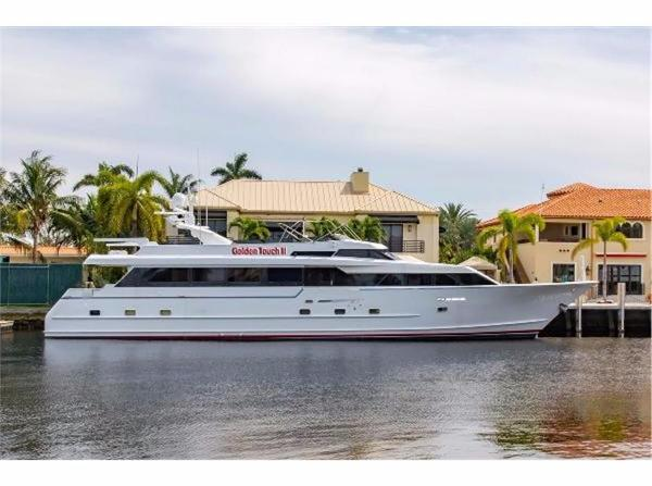 Broward 105' Broward Motor Yacht GOLDEN TOUCH