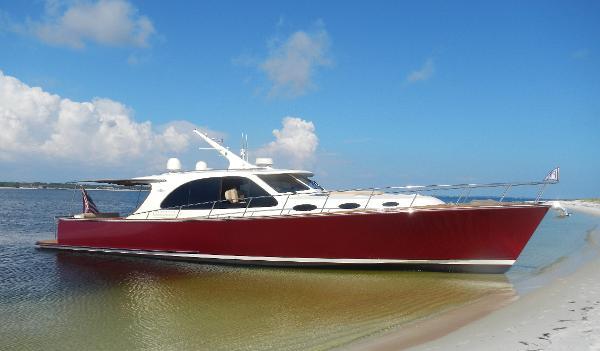 Palm Beach Motor Yachts PB55 Profile