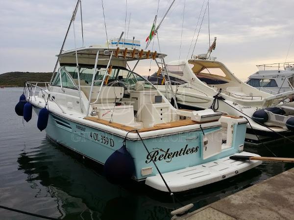 Pursuit 3400 Offshore Pursuit 3400 Offshore