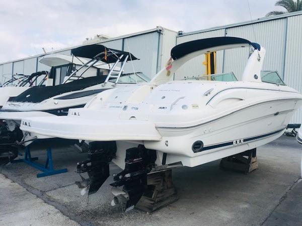 Sea Ray 290 Select Captain Harry