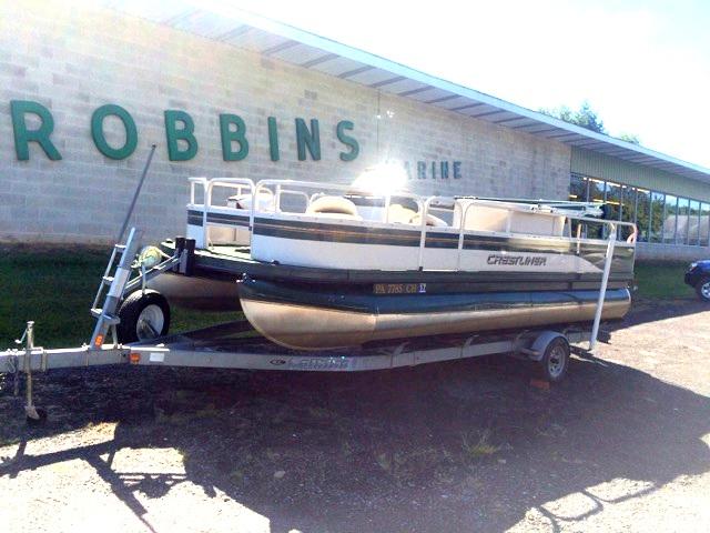 Used crestliner boats for sale for Fish hawk atlanta