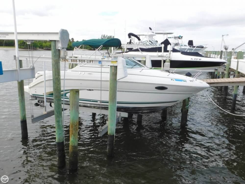 Sea Ray 245 Weekender 2001 Sea Ray 245 Weekender for sale in Jensen Beach, FL