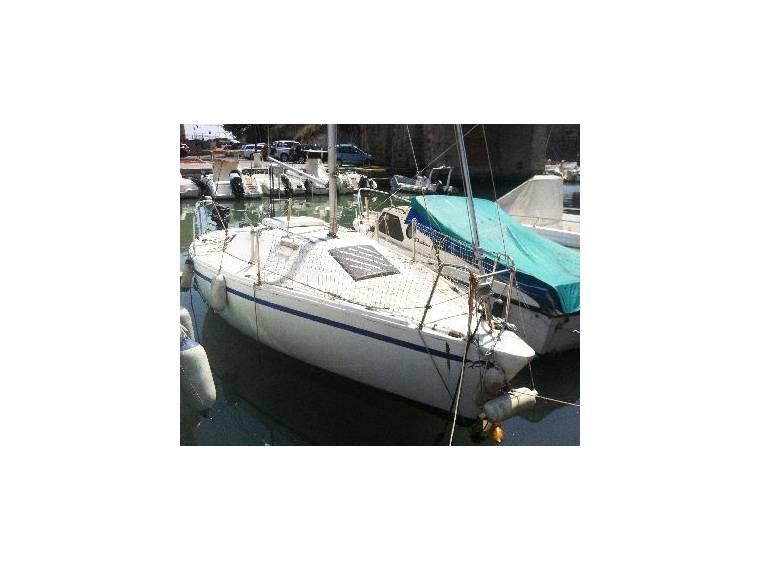 CADEI Barca a vela Cadei, illimit 6mt  da motorizzare