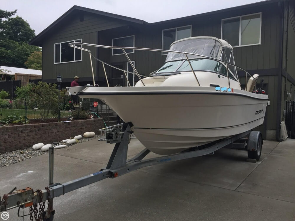Trophy 2002 Walkaround 2002 Trophy 2102 Pro for sale in Tacoma, WA