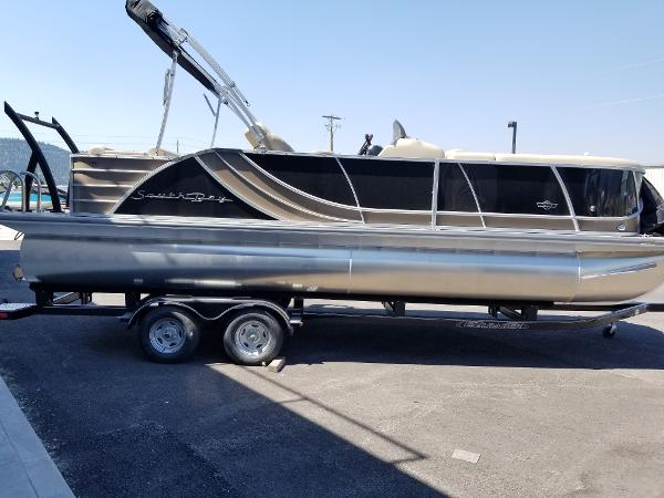 South Bay 523CR 2018 South Bay Pontoon Boat For Sale