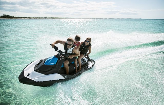 Sea-Doo SPARK 3UP IBR CONV