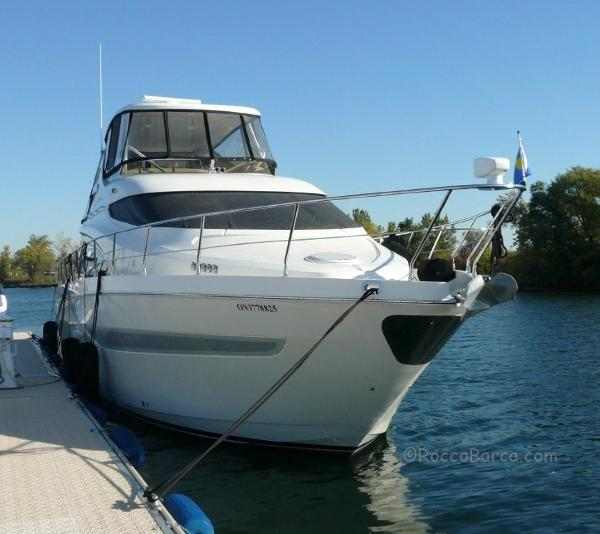 Marquis 55 LS bow profile