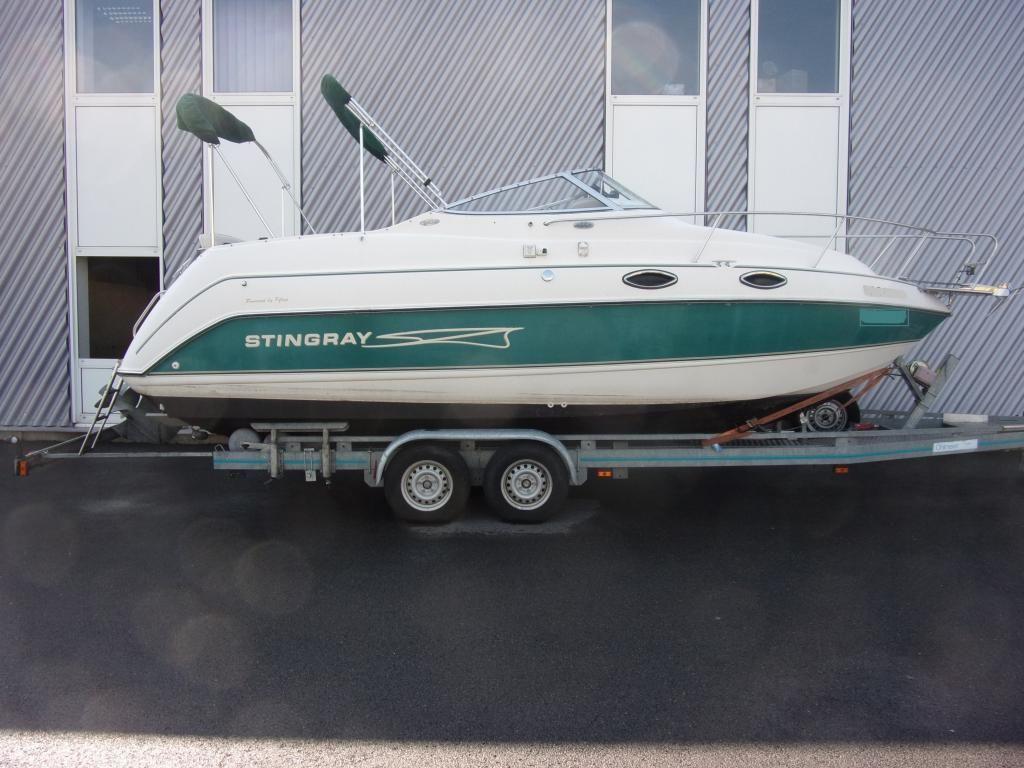 Stingray 240 CS Bodensee