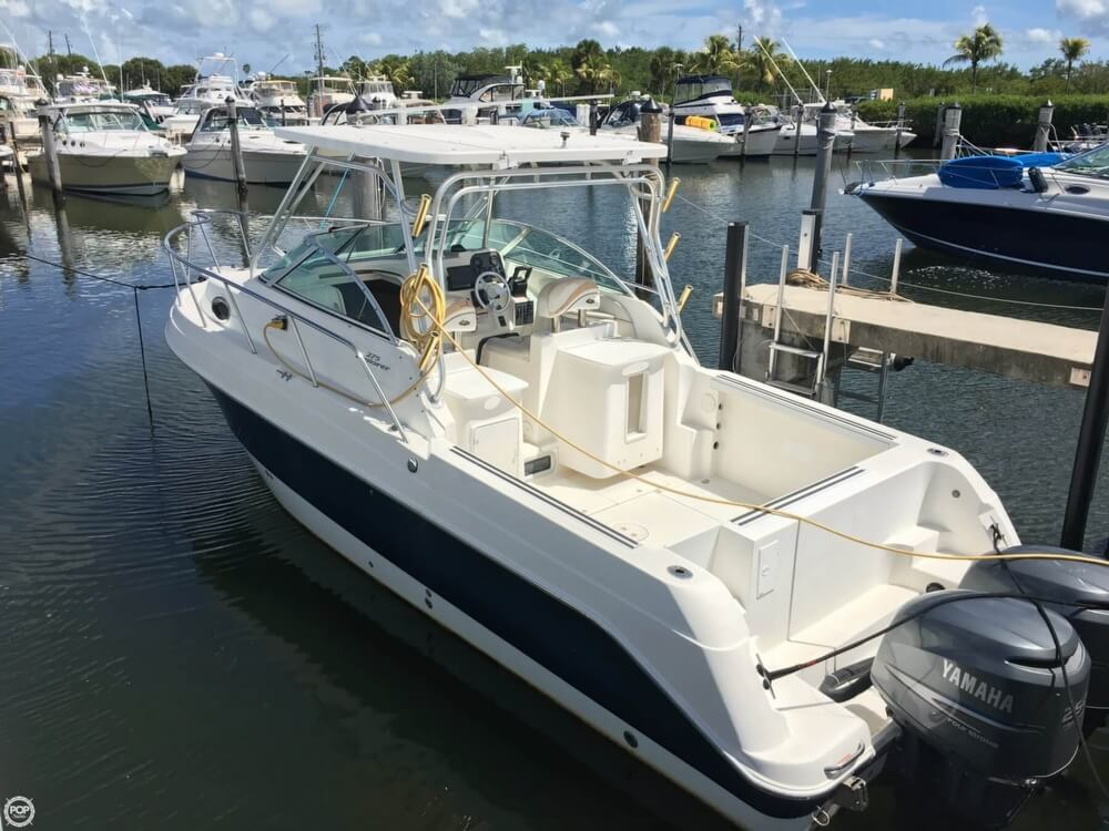 Aquasport 275 Explorer 2004 Aquasport 275 Explorer for sale in Homestead, FL