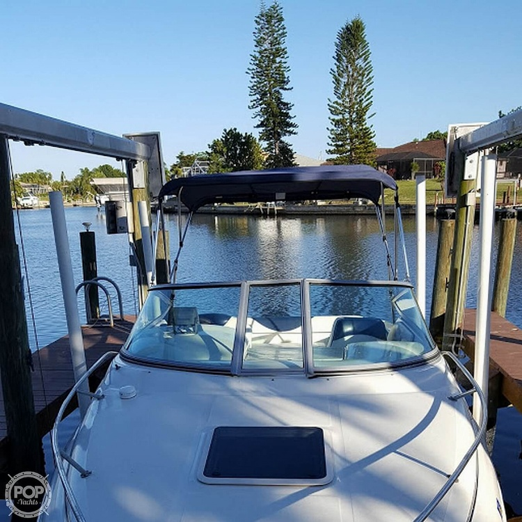 Sea Ray 245 Weekender 2001 Sea Ray 245 Weekender for sale in Cape Coral, FL
