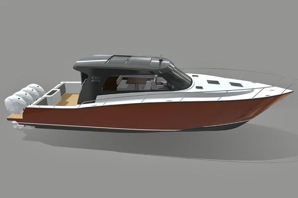 Coastal Craft 42 ExpressFish