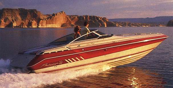 Sea Ray Pachanga 32 Manufacturer Provided Image