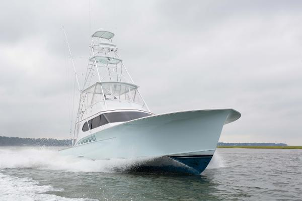Custom Carolina Sea Island BW Sportfisherman