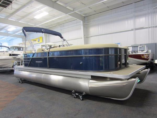 Crest Pontoon Boats 220 I SLC