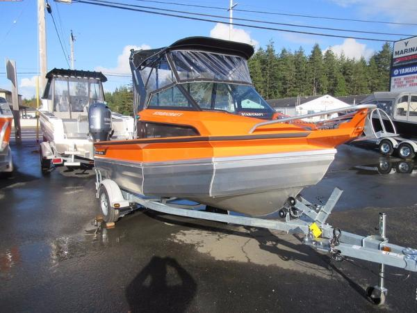 Stabicraft 1600 Fisher