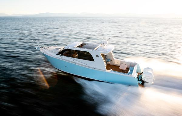 Coastal Craft 33' Express