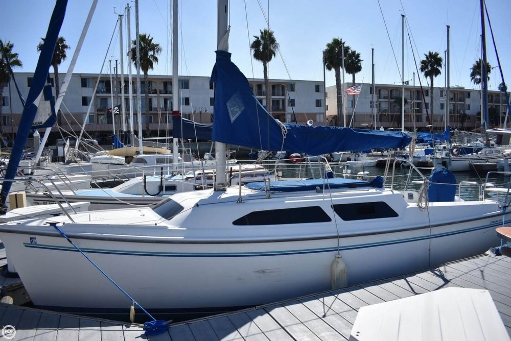 Catalina 250 1997 Catalina 250 for sale in Marina Del Rey, CA