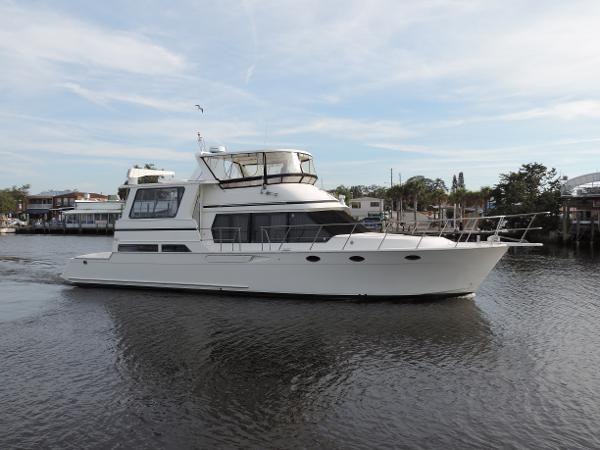 Hyatt 56 Motor Yacht