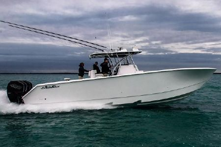 Seahunter Cts 41