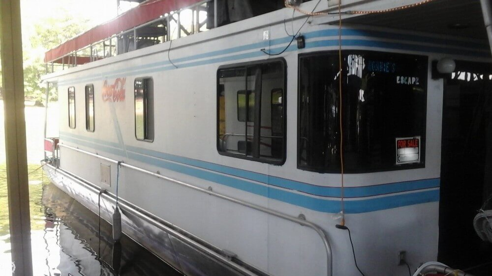 Lakeview Yachts 14 x 56 1995 Lakeview Houseboat for sale in Kirby, AR