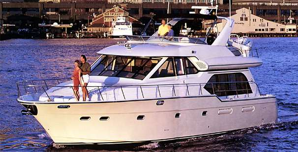 Bayliner 5788 Pilot House Motoryacht Manufacturer Provided Image