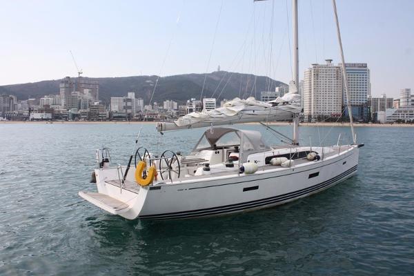 X-Yachts X44 Profile