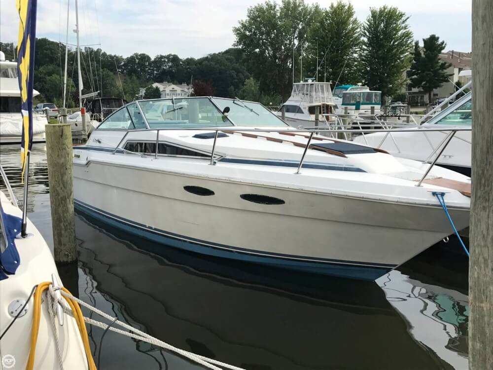 Sea Ray 300 Weekender 1986 Sea Ray 300 WE for sale in Spring Lake, MI